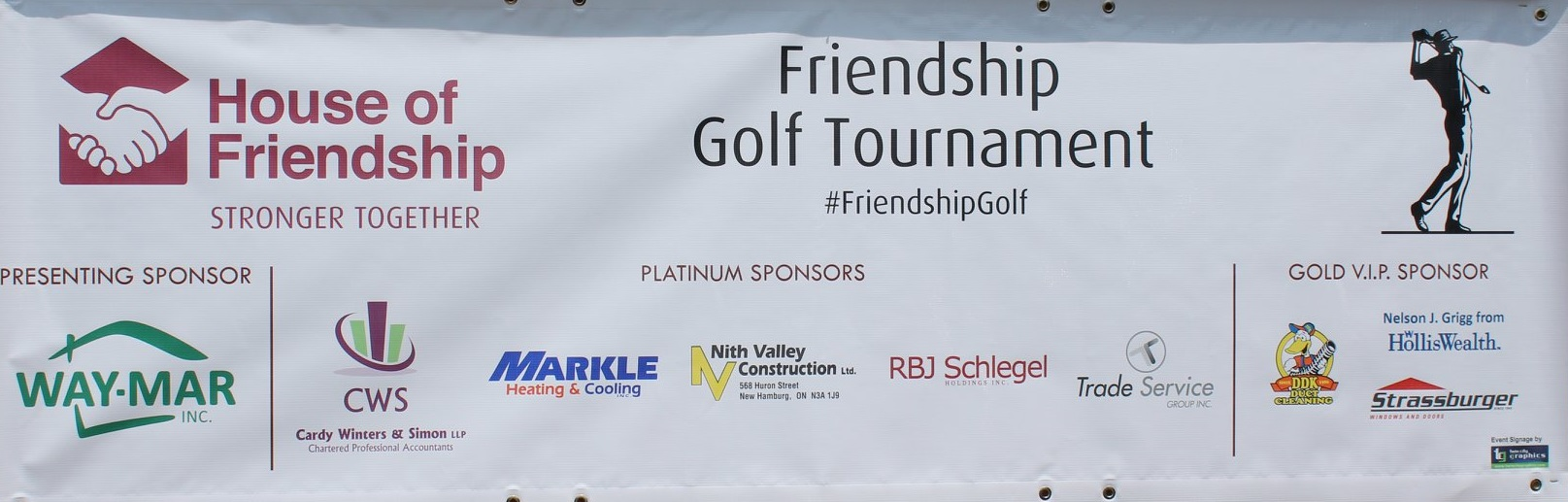 Friendship Golf 2019